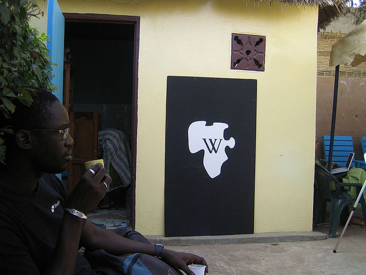 WikiAfrica at the Africa Centre